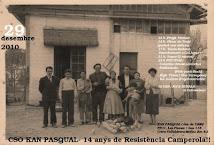 14 anys de kan Pasqual