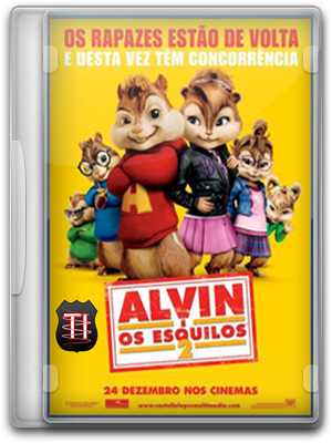 Download Alvin e os Esquilos 2  Dublado