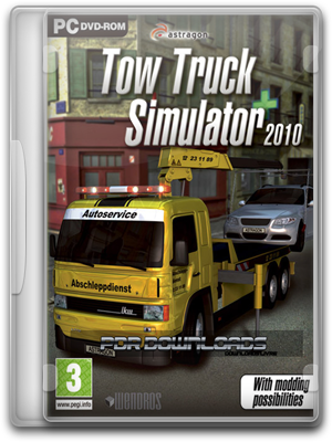 Tow Truck Simulator 2010-WARG ISO