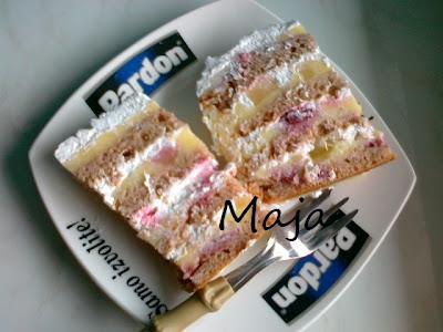 Moskva snit torta-posna
