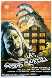 Las Garras De Lorelei (1974)