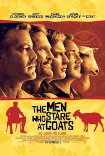 Los hombres que miraban fijamente a las cabras (2010).Los hombres que miraban fijamente a las cabras (2010).Los hombres que miraban fijamente a las cabras (2010).