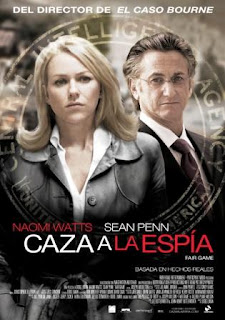 Caza a la espía (Fair game) (2010). Caza a la espía (Fair game) (2010). Caza a la espía (Fair game) (2010).