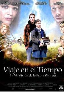 Viaje en el tiempo: La maldición de la Bruja Vikinga (2010).Viaje en el tiempo: La maldición de la Bruja Vikinga (2010).