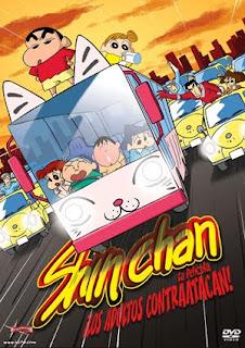 Shin chan Los adultos contraatacan (2001).Shin chan Los adultos contraatacan (2001).Shin chan Los adultos contraatacan (2001).