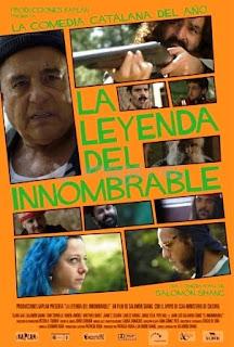 La leyenda del Innombrable (2010). La leyenda del Innombrable (2010).