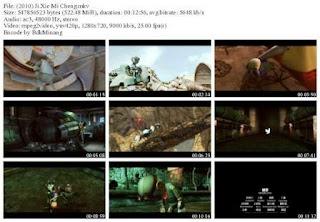 Secret Of Mechanical City (2010).Secret Of Mechanical City (2010).