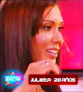 Julieta Biesa: Ex-Rebelde Way (Participante Soñando por Bailar 2011).