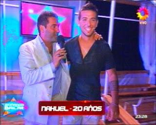 Nahuel Da Costa: Soñando por Bailar 2011 (Participante).