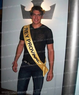 Benjamín Saavedra MR. Gay Córdoba 2009