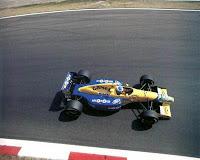 Schumacher Benetton 1991