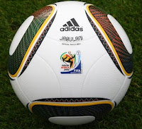Ballon de football jabulani