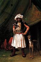 Bachi-Bouzouk chien Peinture