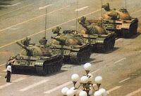 Place Tiananmen 4 juin 1989
