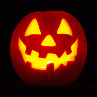 Jack O'Lantern citrouille Halloween