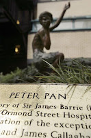 Peter Pan Great Osmond Street Hospital