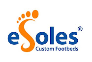Authorized Dealer for eSoles FOOTBEDS