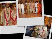 Vishnu Vardhan Babu Marriage Photos