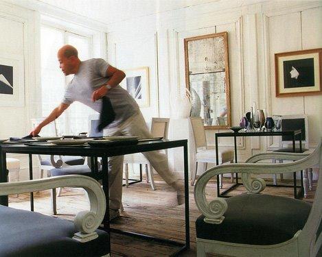 Frédéric Méchiche / Gilles de Chabaneix / Marie Claire Maison / Automatism