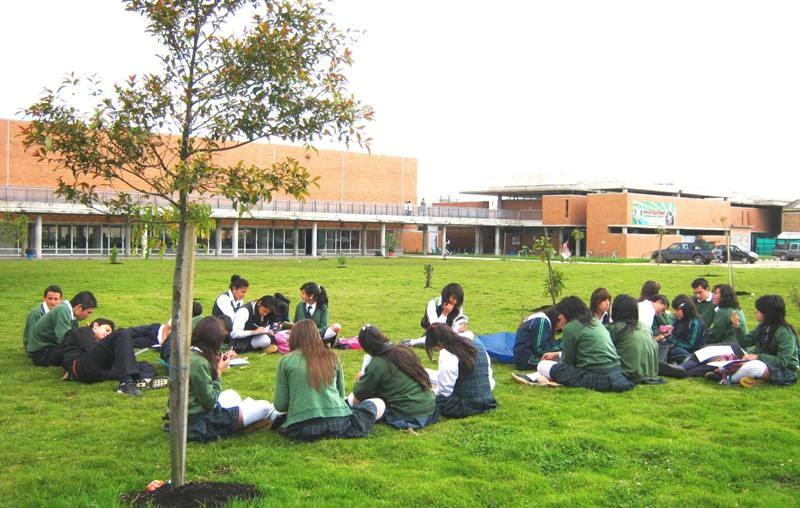 Proyecto Ambiental Escolar Colegio General Gustavo Rojas