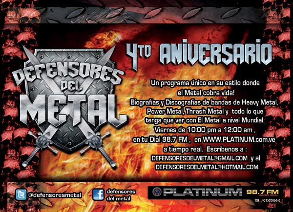 Defensores del Metal