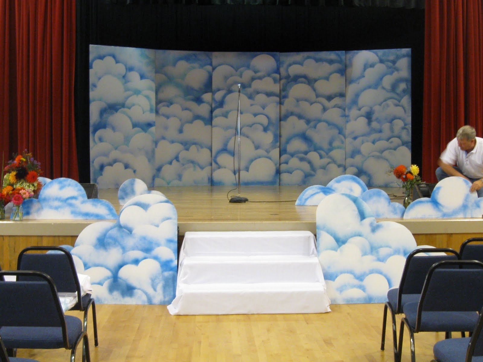 Moth And Sparrow Project Wedding The Stage