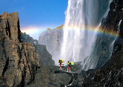 Falls in Zambia