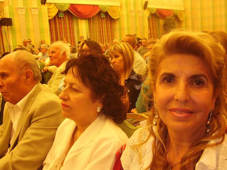 Poetesse.. Ketti BOSCO di Milano e Olga Stella COMETA .. con il marito di ROMA!