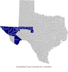 Counties of Texas
