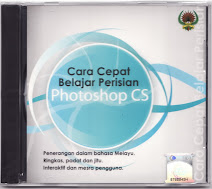 CD Belajar Photoshop CS