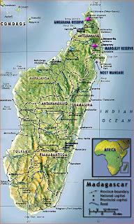 madagascar 10 Pulau Terbesar Di Dunia