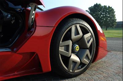 Ferrari P 4/5 by Pininfarina
