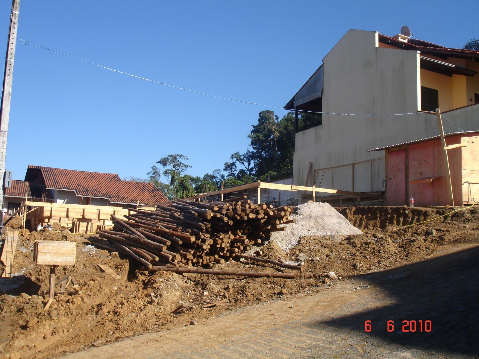 Nossa Casa no Site Construção da fundação ao acabamento: Fotos  #1161BA 1600 1200