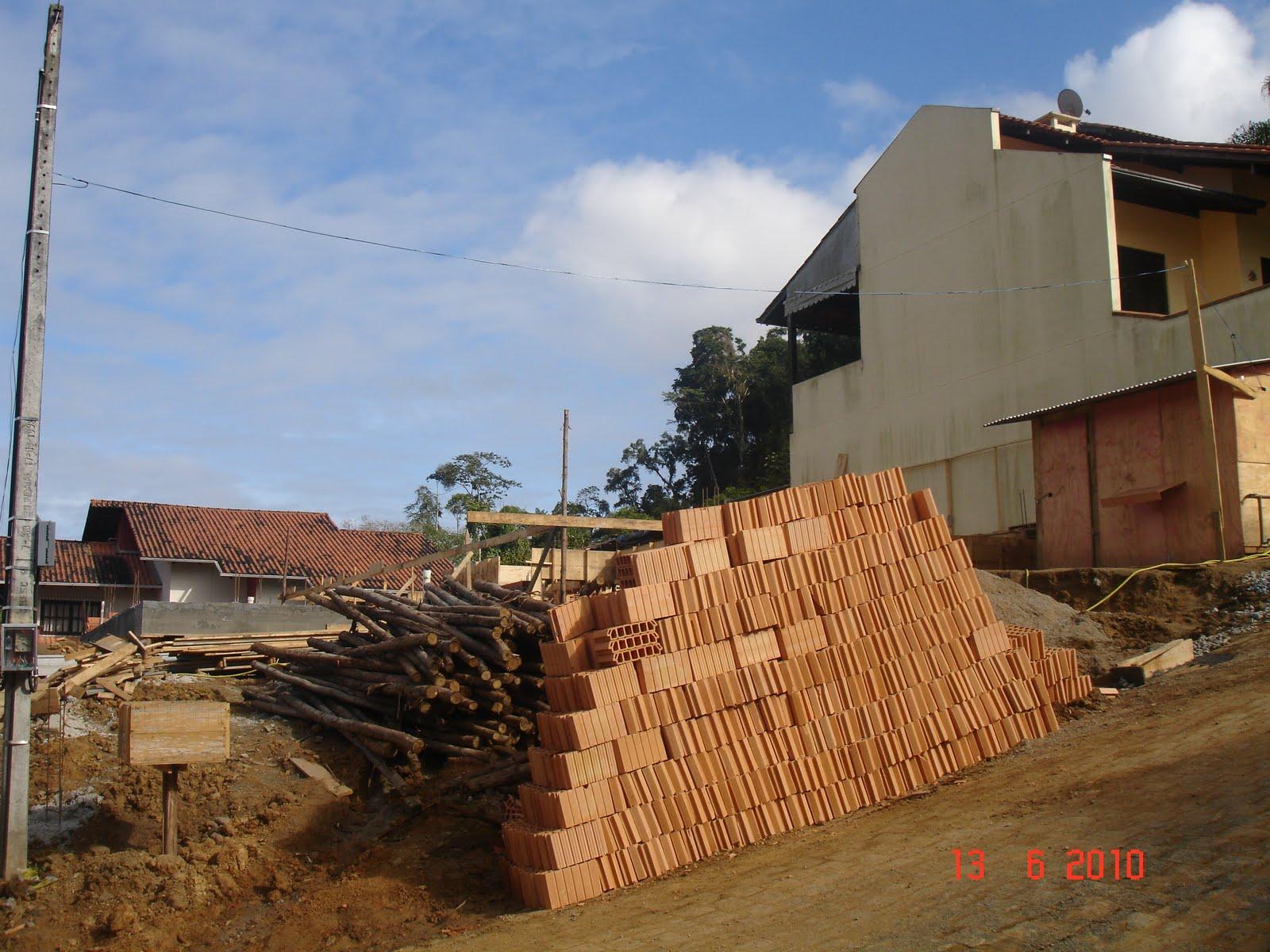 Nossa Casa no Site Construção da fundação ao acabamento: Fotos  #986C33 1600 1200