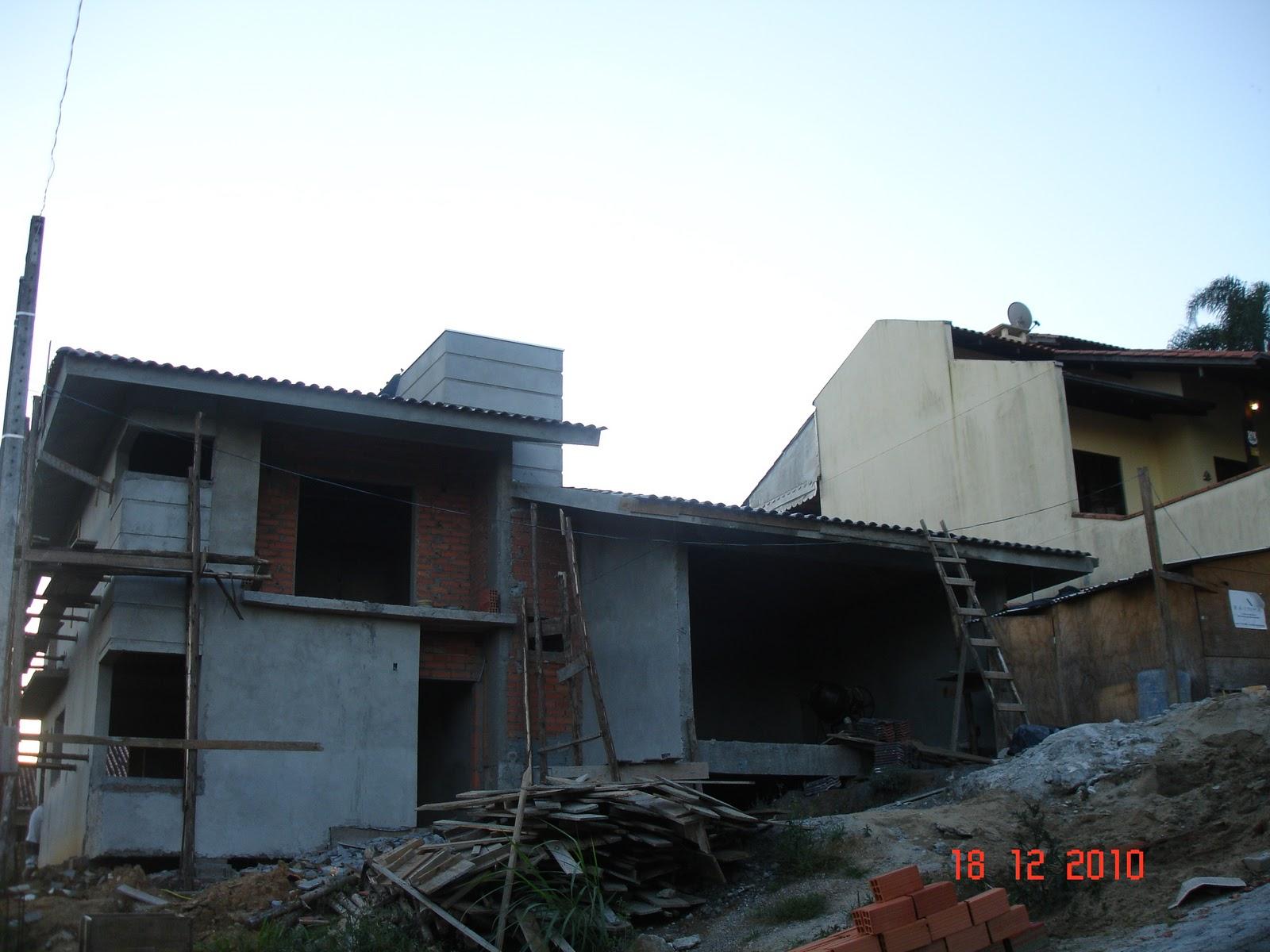 Nossa Casa no Site Construção da fundação ao acabamento: Fotos  #0B8FC0 1600 1200
