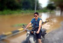 黃景和路漲水2007