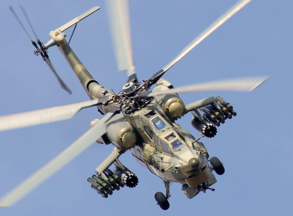 Vídeo: Mil Mi-28 – Quem sabe?