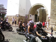 Desfile de motards!