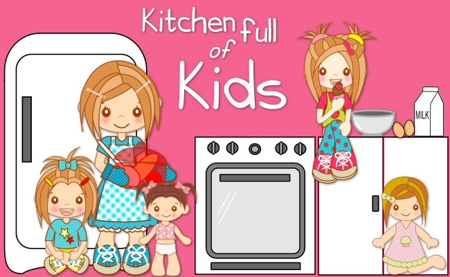 Kitchen Full of Kids