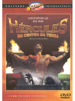 Hércules no Centro da Terra