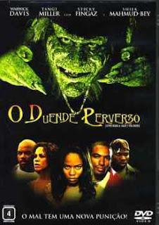 Filme Poster O Duende Perverso DVDRip XviD Dublado