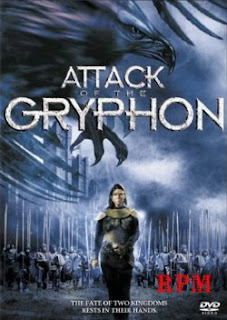 Filme Poster O Ataque do Gryphon DVDRip Dual Audio