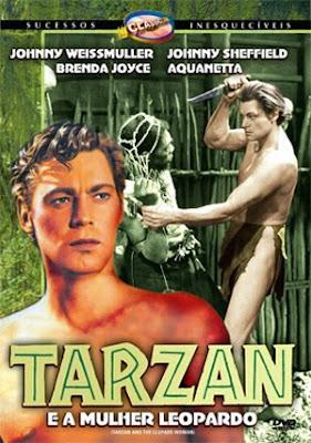 Tarzan e a Mulher Leopardo (Legendado)