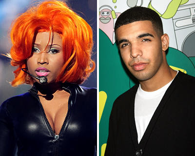 nicki minaj and drake wedding pics. nicki minaj and drake