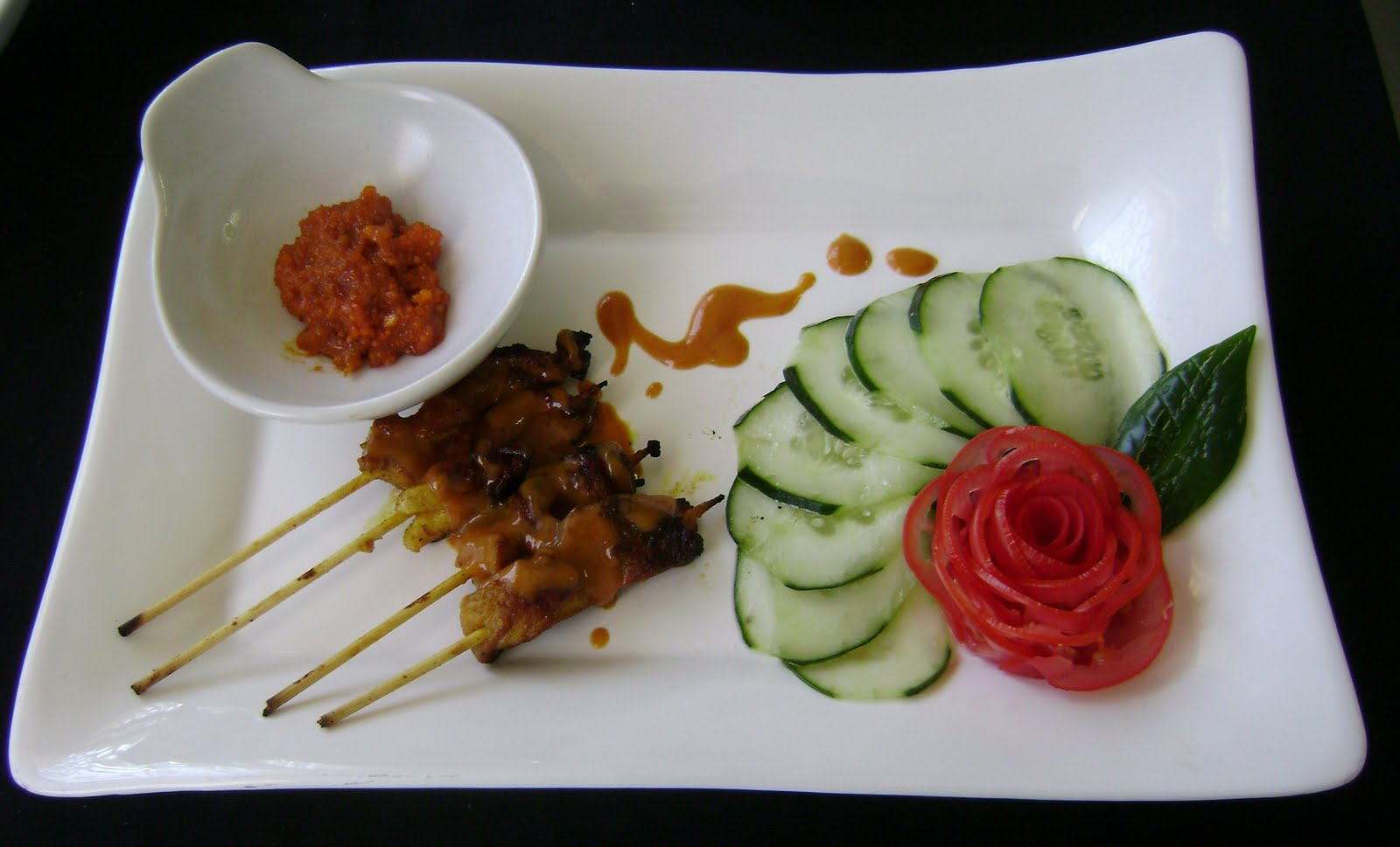 Colegio thotal gourmet algunas im genes de platillos de for Platos de cocina