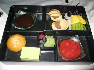 Sweet Bento Box at Conrad Bangkok
