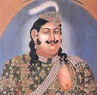 Wajid Ali Shah,Nawab of Lucknow