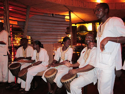 African music at Lekgotia