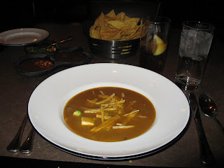 Soup at Dos Caminos