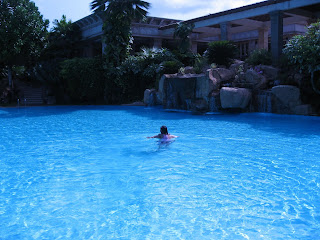 Swimming Pool Leela Goa